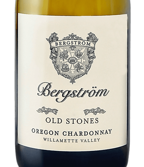 "Bergstrom ""Old Stones"" Chardonnay Willamette Valley 2018"