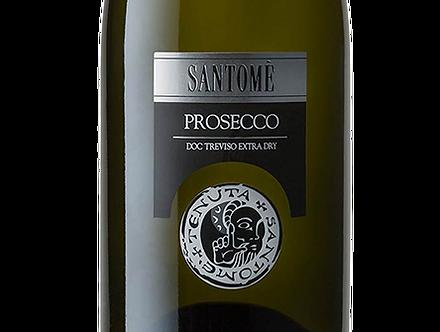 Santome Prosecco  DOC Treviso Extra Dry Sparkling Wine