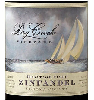 2018 Dry Creek Zinfandel