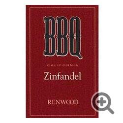 2015 BBQ Renwood Zinfandel