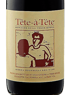 "Terre Rouge ""Tete-a-Tete"" Red Blend"