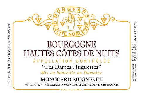 2018 Mongeard-Mungneret Hautes Cotes de Nuits Bourgogne Pinot Noir