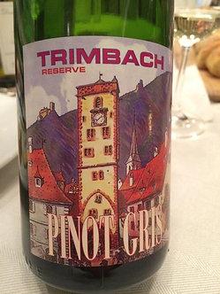 2014 Trimbach Reserve Pinot Gris