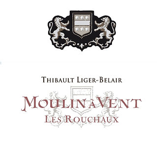 Thibault Liger-Belair Moulin-A-Vent Les Rouchaux Beaujolais