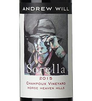 2015 Andrew Will Sorella Horse Heaven Hills