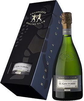 """PRE-SALE: 2006 Henri Goutorbe """"Special Club"""" Grand Cru Brut Champagne"""