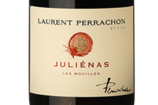 Laurent  Perrachon Julienas Beaujolais