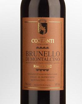 2012 Costanti Brunello di Montalcino Riserva