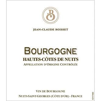 2017 Jean-Claude Boisset Bourgogne Blanc Hautes-Cotes de Nuits Chardonnay