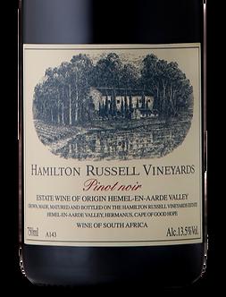 2018 Hamilton Russell Vineyards Pinot Noir, Hemel en Aarde South Africa