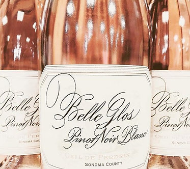 2019 Belle Glos Oeil de Perdrix Pinot Noir Blanc