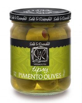 Tipsy Vermouth Pimento Olives