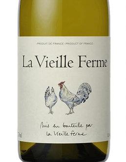 La Vieille Ferme Rhone Blanc French White Blend