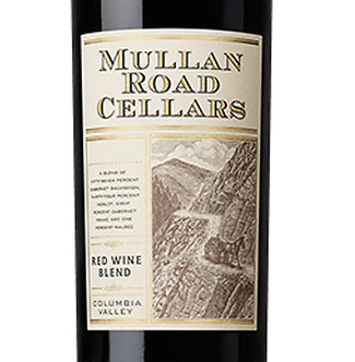 2016 Mullan Road Cellars Red Blend by Dennis Cakebread