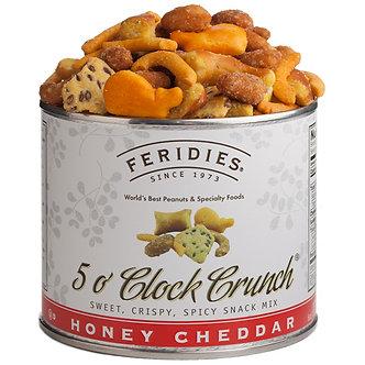 Feridies Honey Cheddar 5 o clock crunch (6 oz)