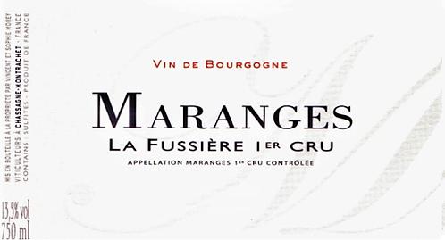 Vincent & Sophie Morey Maranges La Fussiere 1er Cru Pinot Noir