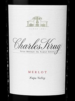 Charles Krug Napa Valley Merlot