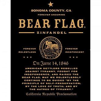 2016 Bear Flag Sonoma County Zinfandel