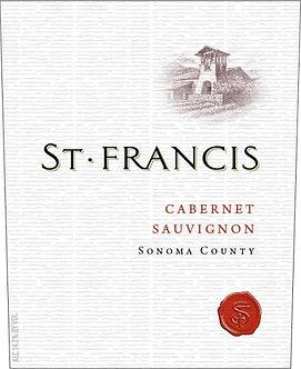St. Francis Sonoma Cabernet Sauvignon