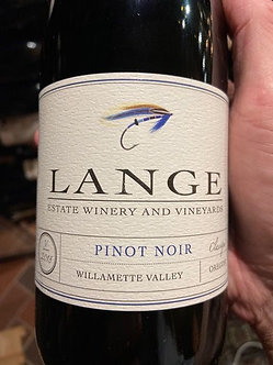 2018 Lange Estate Winery Pinot Noir Classique Willamette Valley