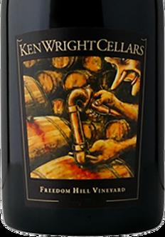 2018 Ken Wright Cellars Freedom HIll Vineyard Pinot Noir