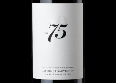 75 Wine Company California Cabernet Sauvignon by Tuck Beckstoffer