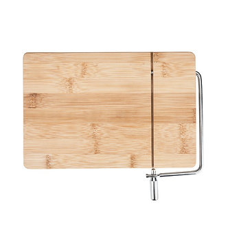 Bamboo Cheese Slicing Board