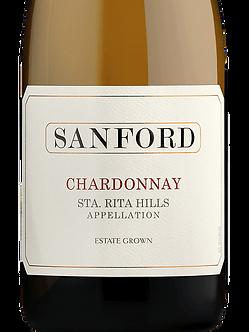 Sanford Sta. Rita Hills Appellation Estate Grown Chardonnay