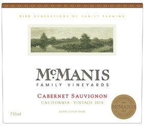 McManis California Cabernet Sauvignon