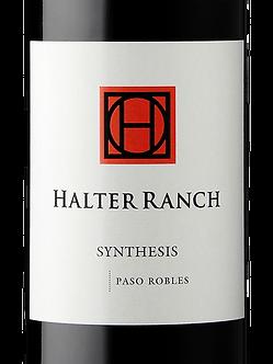 """Halter Ranch """"Synthesis"""" Paso Robles Cabernet Sauvignon"""
