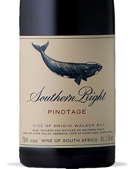 2019 Southern Right South African Pinotage