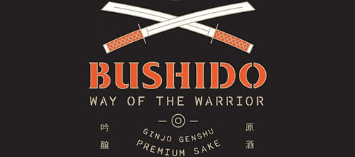 Bushido Way of the Warrior Ginjo Genshu Premium Sake 180ml Can
