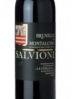 """2013 Salvioni """"La Cerbaiola"""" Brunello di Montalcino"""