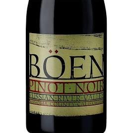 BÖEN Russian River Valley Pinot Noir