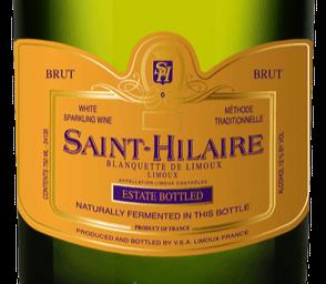 Saint-Hilaire Blanquette de Limoux Brut Sparkling Wine