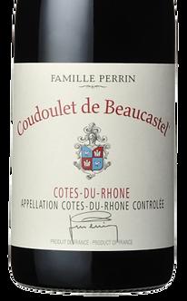 2018 Château de Beaucastel Côtes du Rhône Coudoulet Rouge