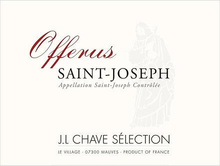 "J.L. Chave Saint Joseph ""Offerus"" Rouge Syrah"