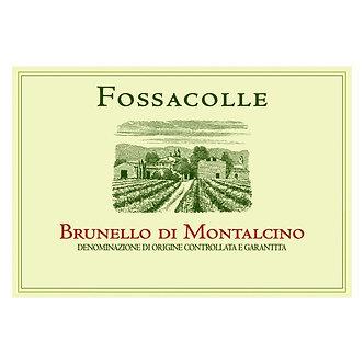 2015 Fossacolle Brunello di Montalcino