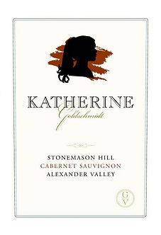 "Katherine Goldschmidt ""Stonemason Hill"" Alexander Valley Cabernet Sauvignon"