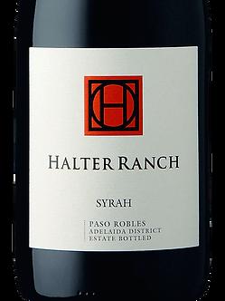 Halter Ranch Syrah
