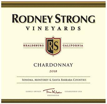 Rodney Strong Vineyards Chardonnay