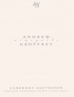 2014 Andrew Geoffrey Cabernet Sauvignon
