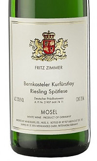 2018 Fritz Zimmer Riesling Spatlese