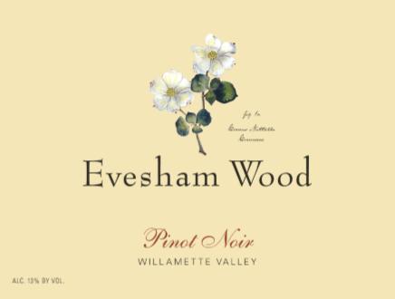 Evesham Wood Willamette Valley Pinot Noir