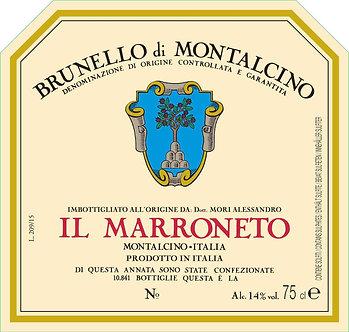 2015 Il Marroneto Brunello di Montalcino