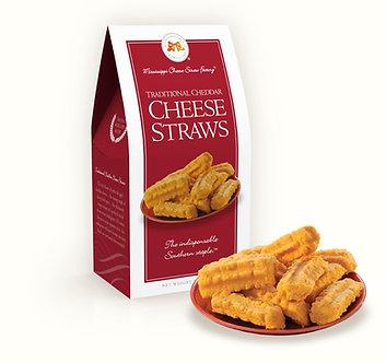 Traditional Cheddar Cheese Straws