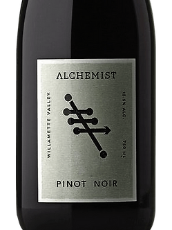 Alchemist Willamette Valley Pinot Noir 2016