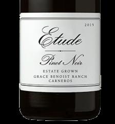 Etude Pinot Noir Estate Grown Grace Benoist Ranch Carneros