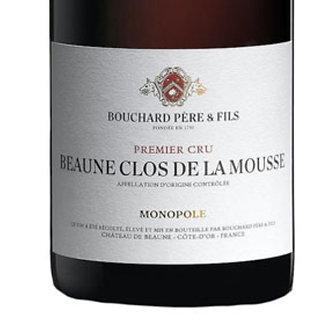 2017 Bouchard Pere & Fils Beaune Clos de la Mousse Premier Cru