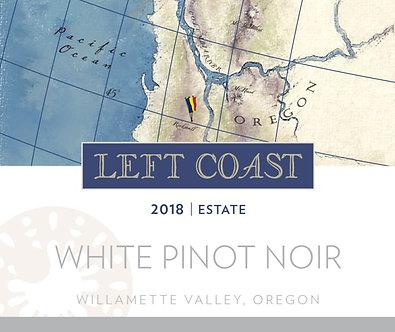 Left Coast Willamette Valley White Pinot Noir